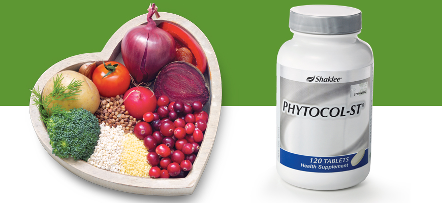 Phytocol ST Suplemen Fitosterol Semulajadi
