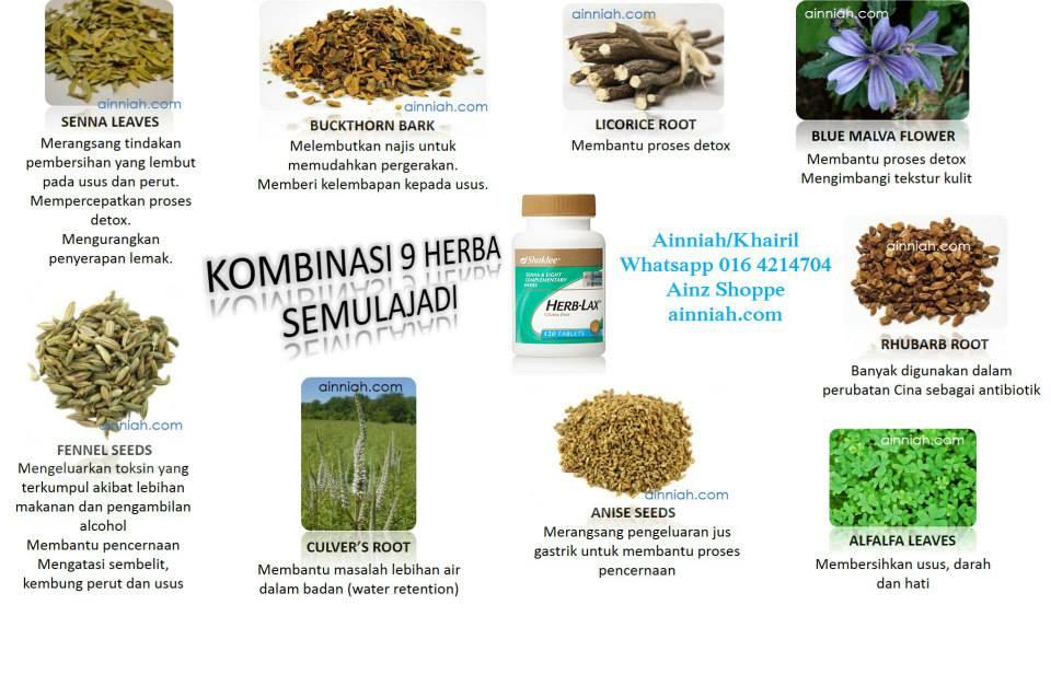 herblax shaklee