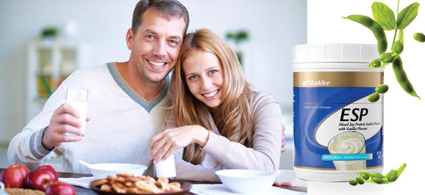 10 Kebaikan ESP Shaklee Sebagai Suplemen Protein