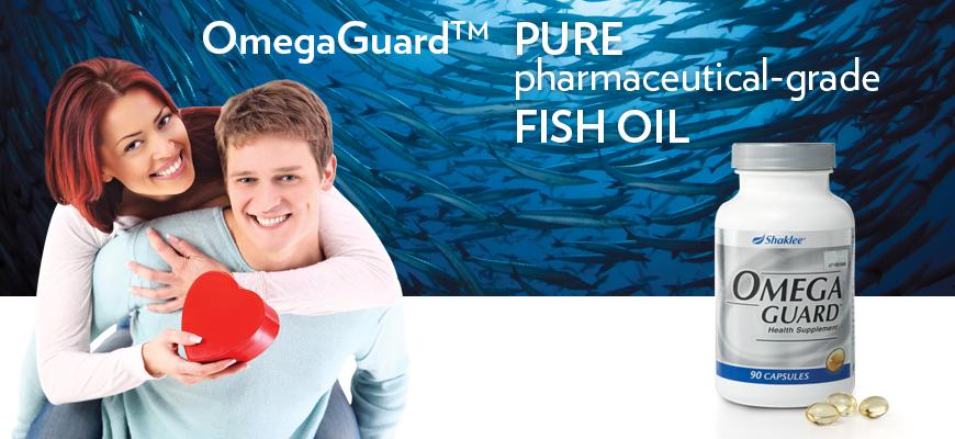 Omega Guard Shaklee : Keistimewaan & Harga