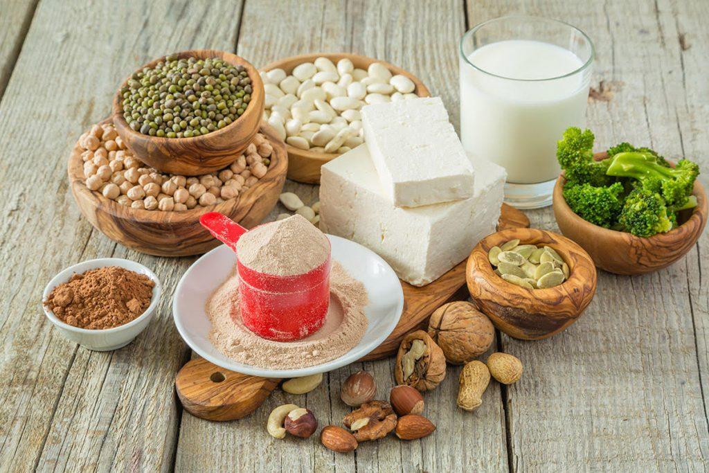 kebaikan protein untuk kulit