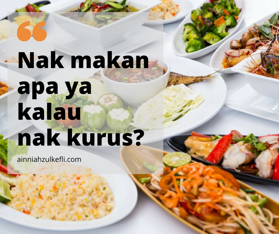 Tips Penjagaan Makanan Untuk Kurus