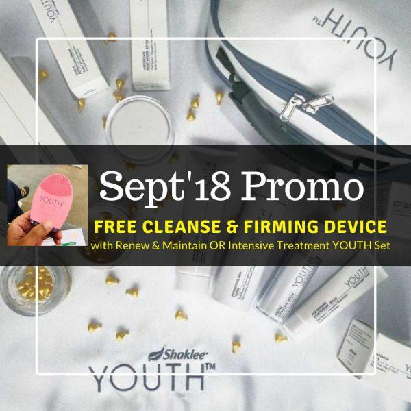promosi shaklee september