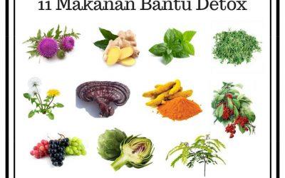 11 Makanan Detox Yang Menyokong Kesihatan