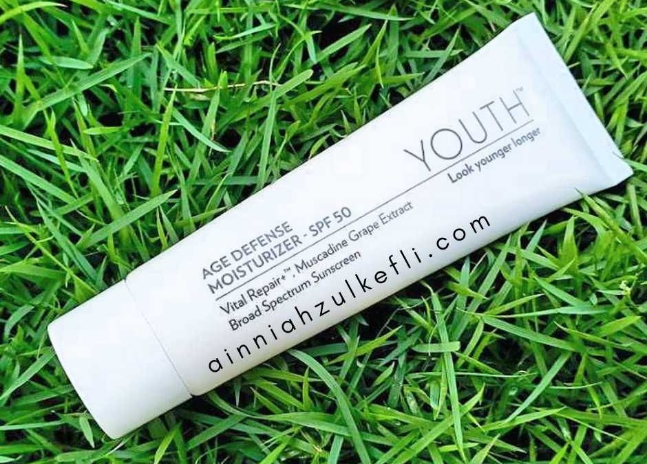 Youth Moisturizer Shaklee Review