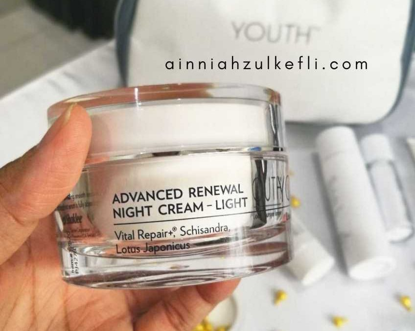 Krim Malam Shaklee Youth Review