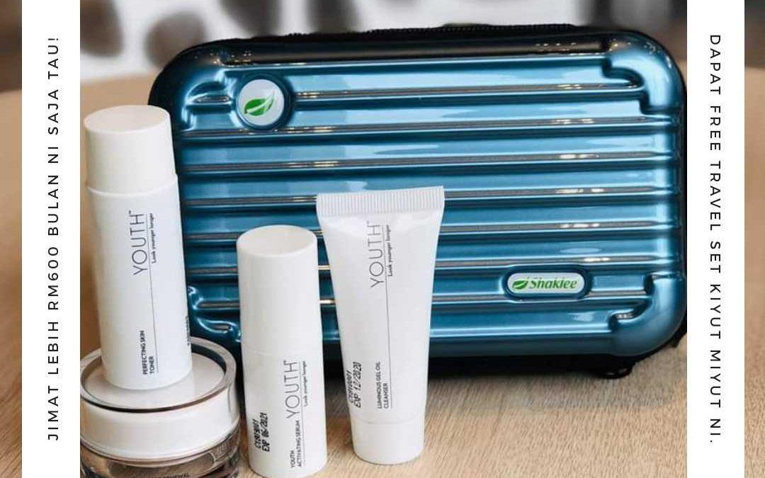 Promosi Youth Skincare Jimat Lebih RM600