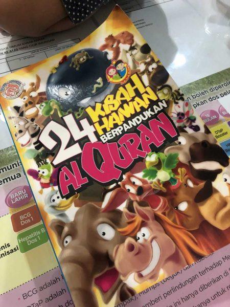 kisah haiwan dalam al-quran