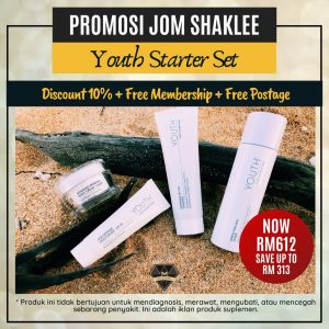 jom shaklee youth starter set