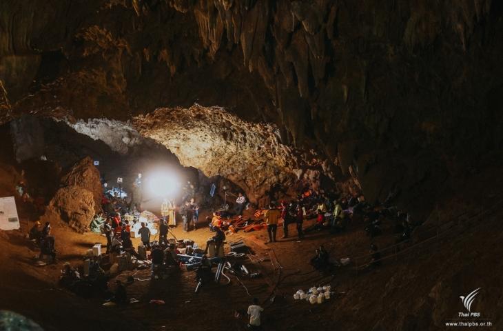 Tragedi Gua Tham Luang Di Thailand
