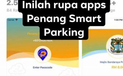 Penang Smart Parking App