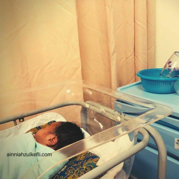 pengalaman melahirkan bayi pramatang