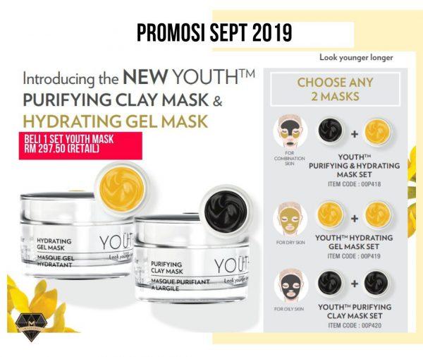promosi shaklee september 2019