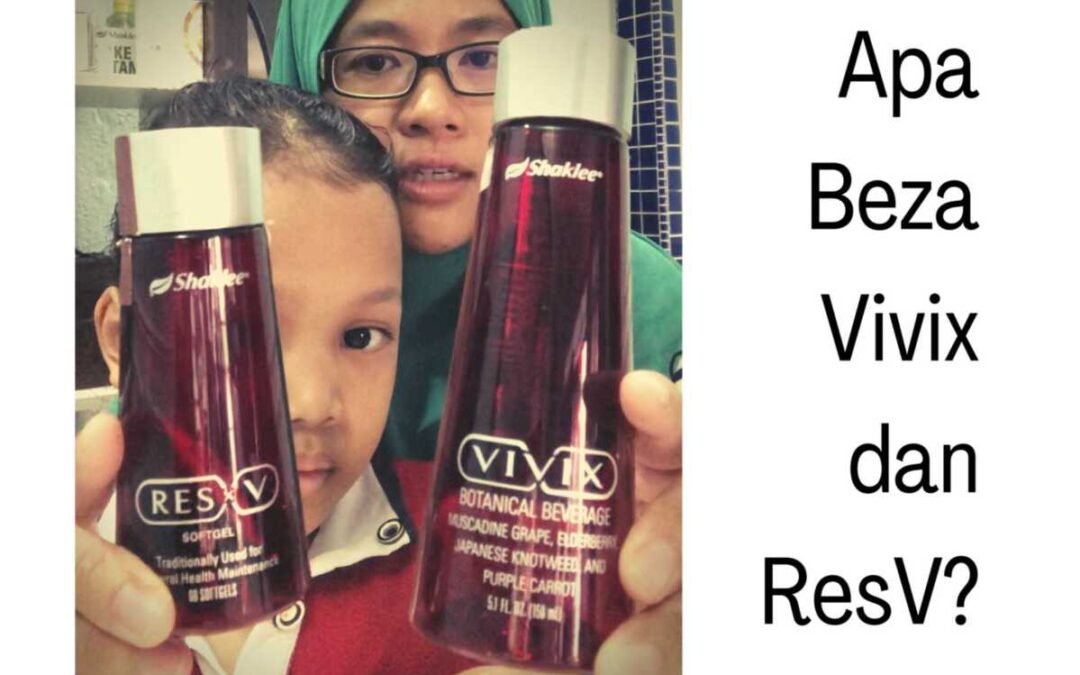 Vivix dan ResV, Serupa Tapi Tak Sama