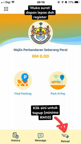 penang smart parking