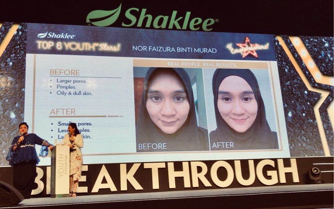 Koleksi Real Testimoni Youth Shaklee