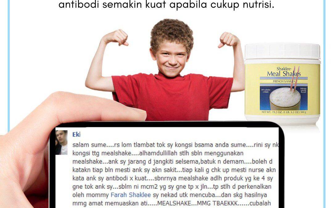 Vitamin Budak Kegemaran Anak-anak