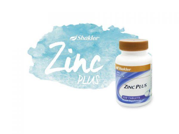 zinc complex shaklee