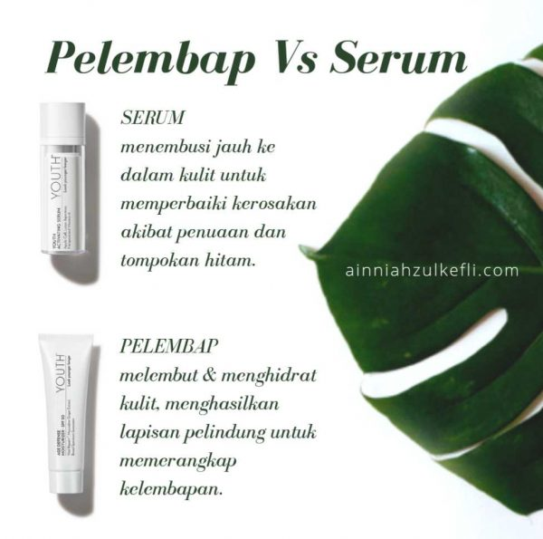tips memilih serum