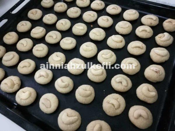 resepi biskut mazola