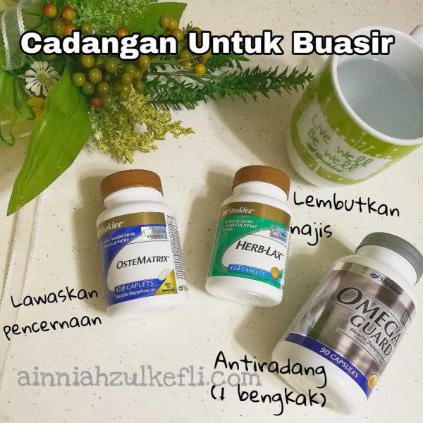 vitamin untuk buasir