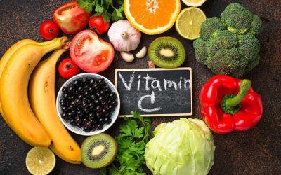 Kebaikan Vitamin C Bukan Untuk Kulit Sahaja