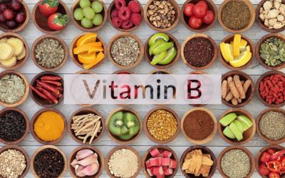 Manfaat Vitamin B Untuk Kesihatan