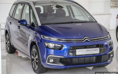 Citroen Grand C4 Spacetourer Review