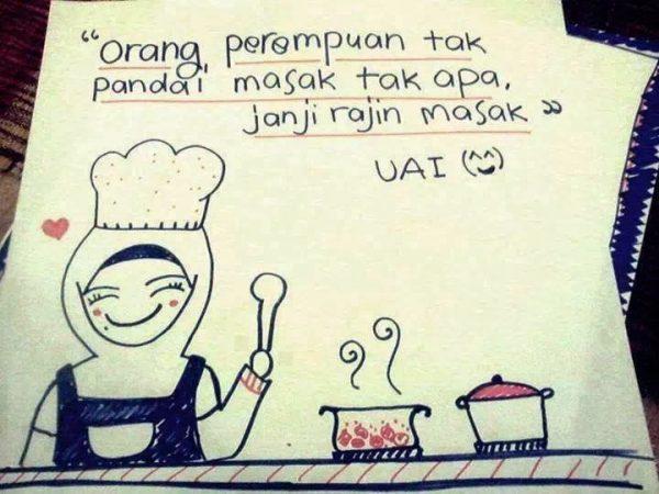 masak setiap hari