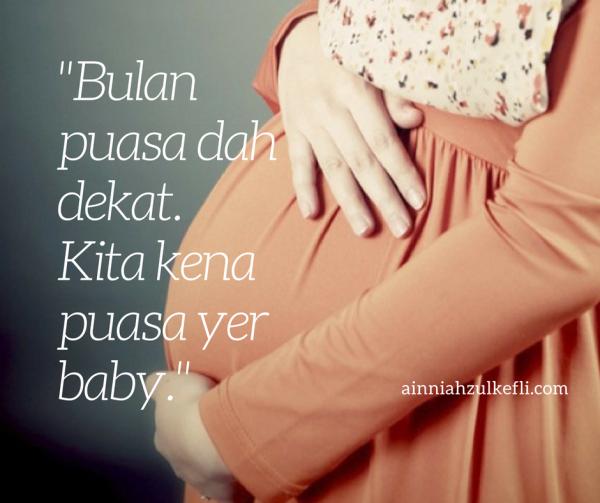 tips puasa untuk ibu hamil